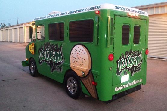 Rent Ice Cream Trucks Nashville Ice Cream Truck Rentals